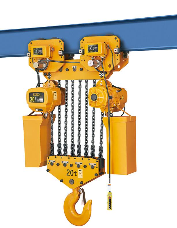 合肥河矿厂家销售环链电动葫芦