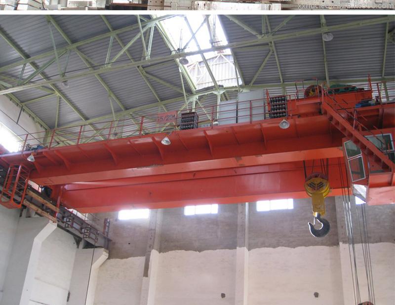 合肥河矿吊钩桥式起重机
