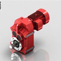 F系列齿轮减速机 F平行轴减速机 F斜齿轮减速机(迈传减速机