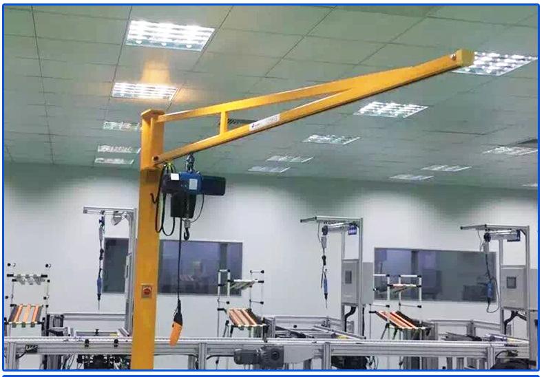 苏州轻小型起重设备   悬臂起重机