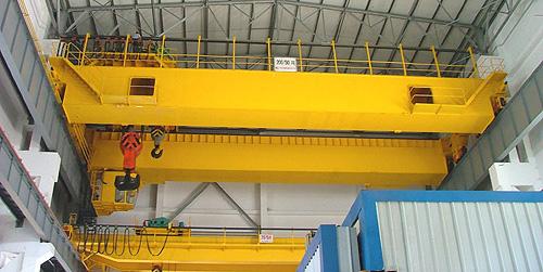 唐山QD型吊钩桥式起重机