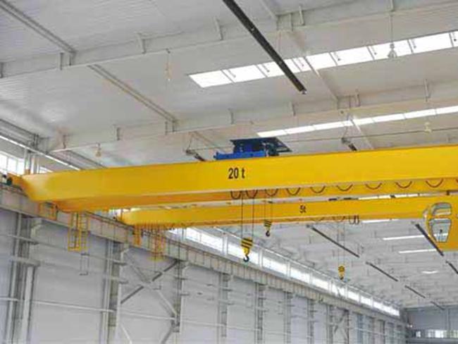 天津LH型电动葫芦双梁起重机