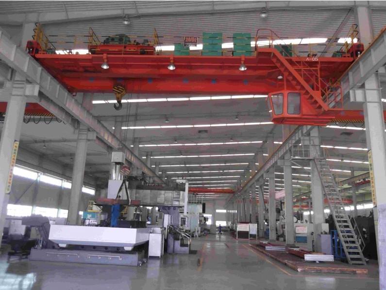 渭南合阳县起重机厂家-西安天成起重