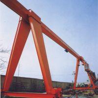 广东惠州MH型电动葫芦门式起重机