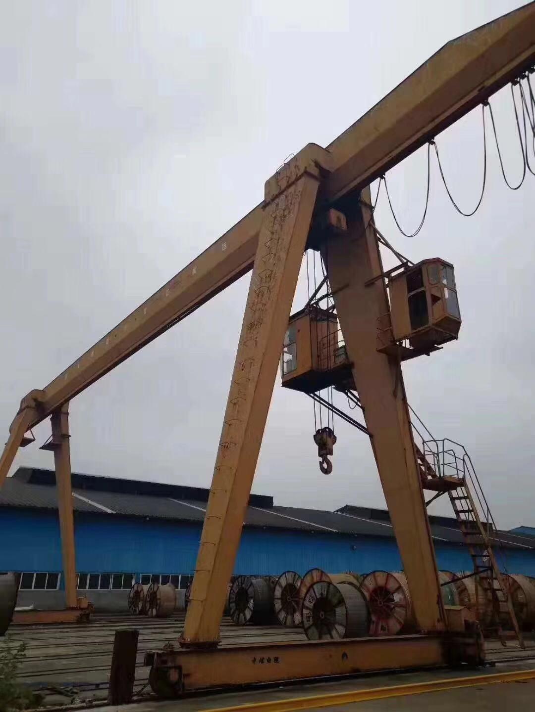 芜湖出售门式单梁起重机