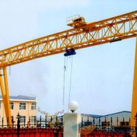 重庆起重机生产销售-MH电动葫芦桁架门式起重机