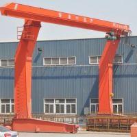 天津起重机生产销售-单梁门式起重机