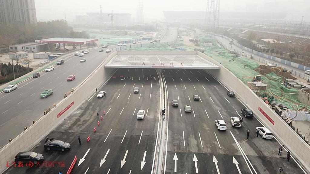 """郑州三环快速路全线闭合!全城步入""""半小时上高速""""时代"""