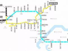 杭州地铁三期建设规划调整获批!老余杭将通上地铁