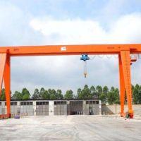 梅州MH型电动葫芦门式起重机
