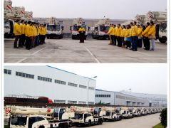 国机重工起重机产品批量出口中亚!