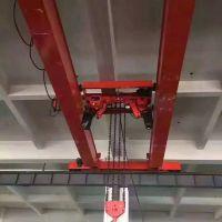 杭州起重机电动双梁环链葫芦起重机