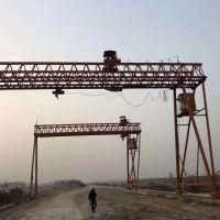 宁夏银川 60吨二手提梁机 10吨二手龙门吊