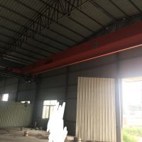 荆州市10T河南矿山单梁起重机跨度24.5米八成新