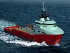 武船集团成功签订中海油服两型8艘4000马力LNG动力守护供应船建造合同