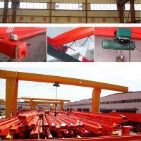 日碦则起重机桥式电动单梁起重机安装维修