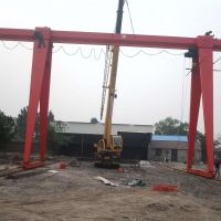 武汉专业生产MH型电动葫芦门式起重机