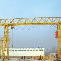 天津起重机生产销售MH电动葫芦桁架门机
