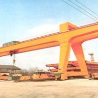 浙江生產廠家銷售MZ雙梁單小車抓斗門式起重機