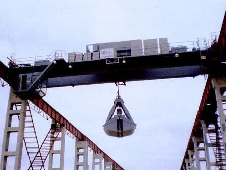 石家庄20T桥式起重机