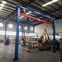 成都KBK起重機曲臂平衡吊 航吊專業廠家  值得信懶!