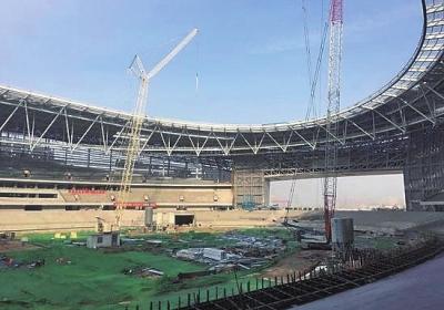 "CCD""四个中心""主体结构已完工 郑州西区新时代即将到来"