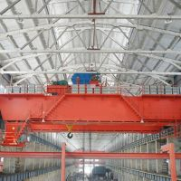 无锡10吨-50吨QD吊钩桥式起重机专业安装