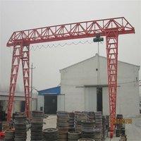 日喀则5吨移动式龙门吊技术咨询