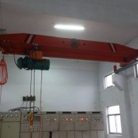 內蒙古包頭單梁起重機(航吊)