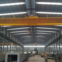 杭州起重机--QD型吊钩桥式起重机