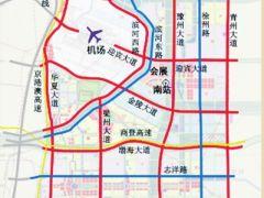 鄭州航空港區公示:規劃11條快速路、4條快捷路