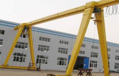佛山0.5吨-20吨MH型电动葫芦门式起重机厂家直销
