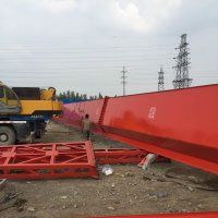 宁夏惠农10吨龙门吊起重机销售厂家