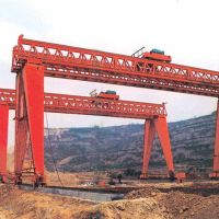 广西百色销售供应0.5吨-50吨双梁起重机