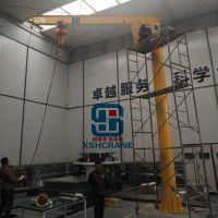 成都立柱悬臂起重机 航吊专业厂家  值得信懒!