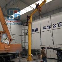 成都行车立柱悬臂起重机 航吊专业厂家  值得信懒!