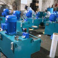 液压系统成套 液压泵站  液压单元
