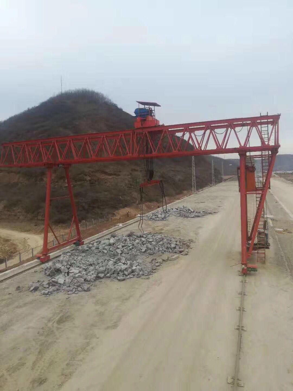 銀川吳忠80噸橋梁起重機銷售廠家