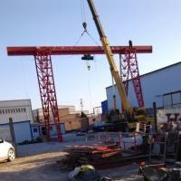 宁夏中卫10吨龙门吊生产厂家