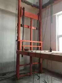 寧夏中衛液壓升降貨梯生產廠家