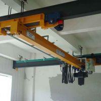 西安生产供应0.5吨-10吨LX型悬挂起重机_技术咨询