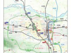 河南:规划部门发布高清版郑州铁路枢纽总布置示意图