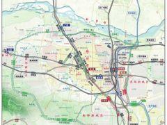 《郑州铁路枢纽总图规划(2016~2030)》发布:铁路将在郑州形成环线