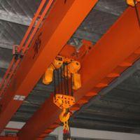 河南豫中LH型电动葫芦桥式起重机