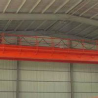 荆门QD型吊钩桥式起重机