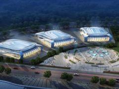 占地90余亩的河南省职工文体中心项目落户郑州航空港区