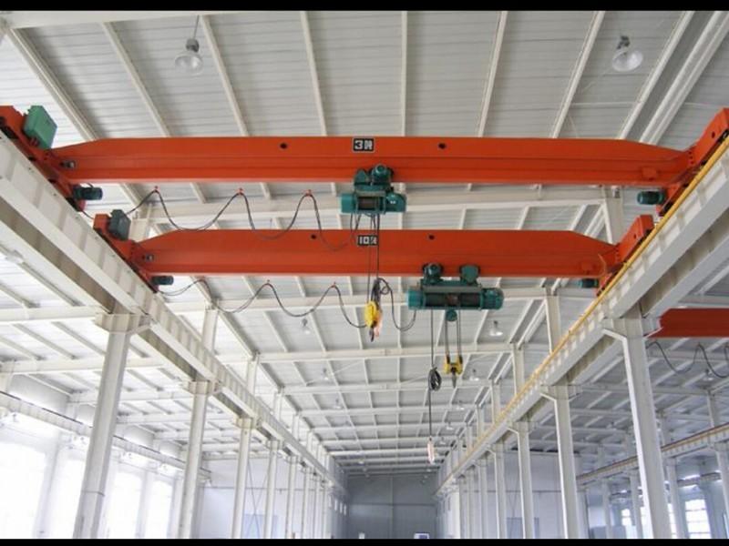 揚州橋式單梁起重機設計研發