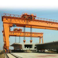 400吨门式起重机河南宏祥-祝