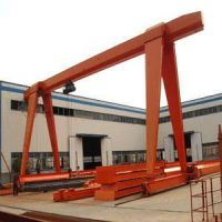 泰州全新设计龙门吊起重机