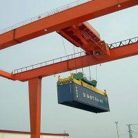杭州起重机--轨道式集装箱门式起重机